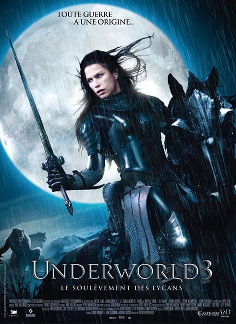 黑夜传说前传:狼族再起电影