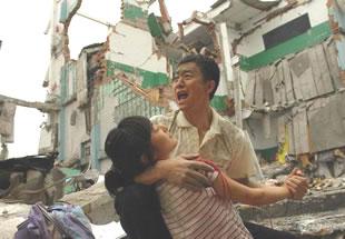 汶川地震感人母爱_汶川地震中的感人图片