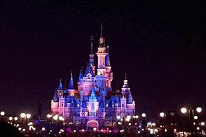 游上海迪士尼